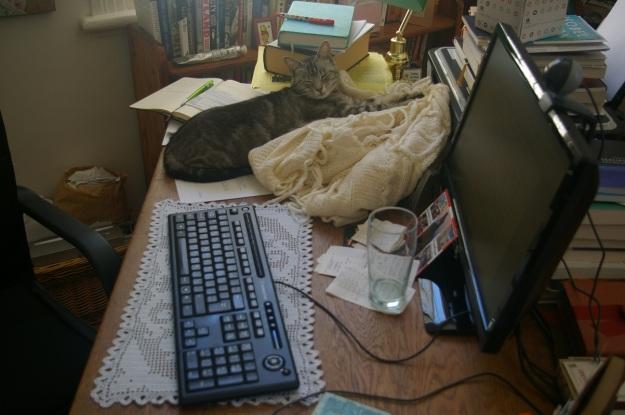 Glinka inspiring my writing