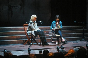 Zelda la Grange and Marianne Thamm