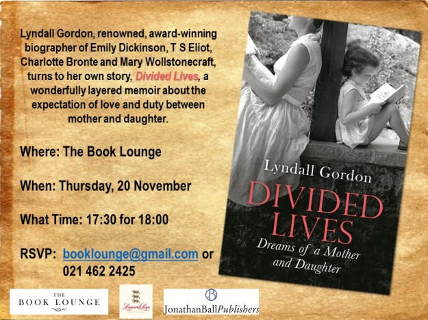 lyndall-gordon-launch