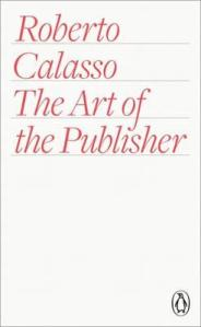 The Art of the Publisher