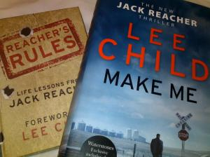 Make Me and Reacher's Rules