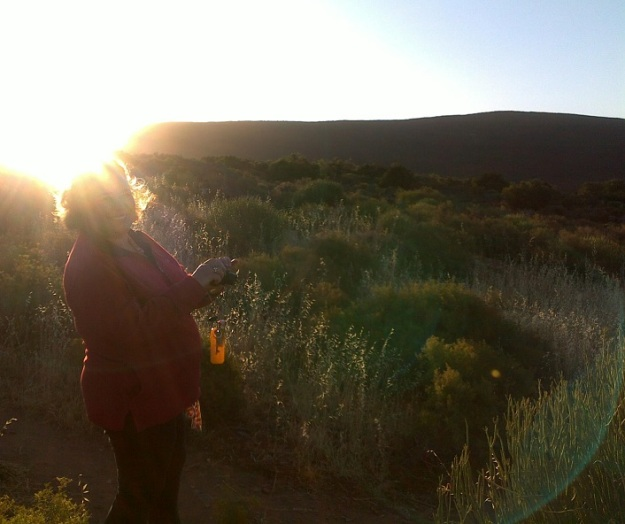 helen-in-the-veld-at-sunset