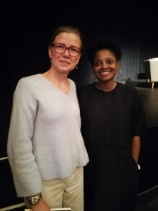 Meeting Tracy K. Smith at the Baxter