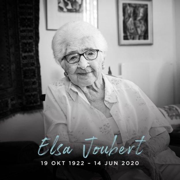 Elsa Joubert