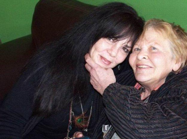 Jeanne Goosen with Tessa Louw