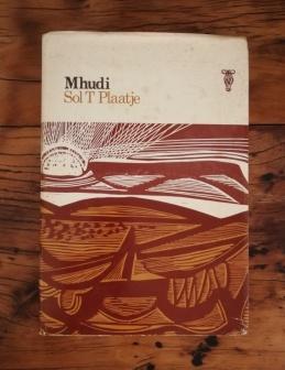 Mhudi cover
